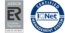 Logo aenor iqnet